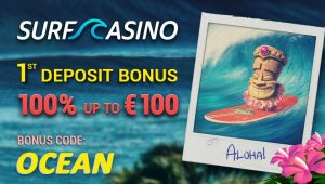 Surf Casino No Deposit Bonus